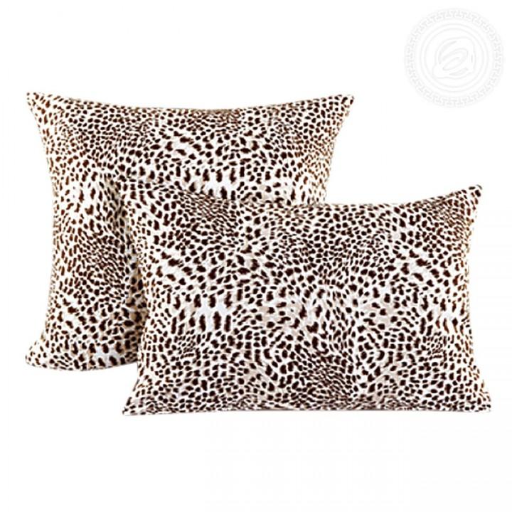 Комплект наволочек на молнии 50*70 Леопард