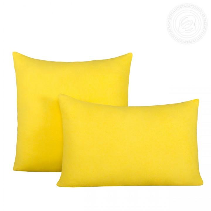 Комплект наволочек на молнии 50*70 Лимон