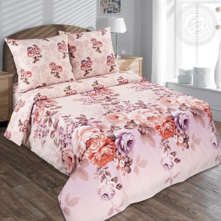Постельное белье - Карамельная роза