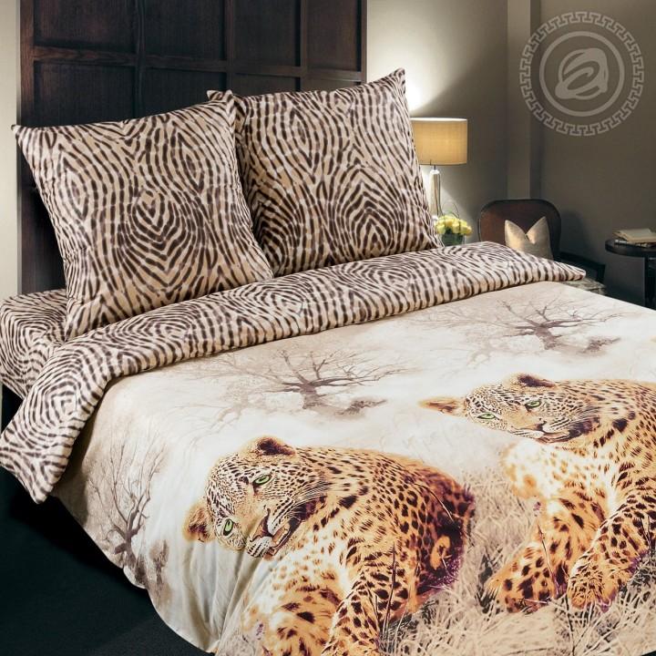 Постельное белье - Леопард