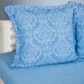 Постельное белье - Византия голубая