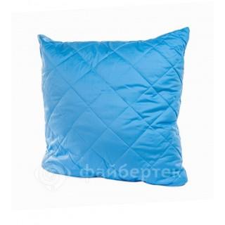Подушка с наполнителем Файбертек сатин