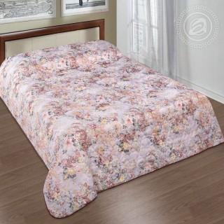 """Одеяло-покрывало стёганое (жаккард) """"Карамель"""""""