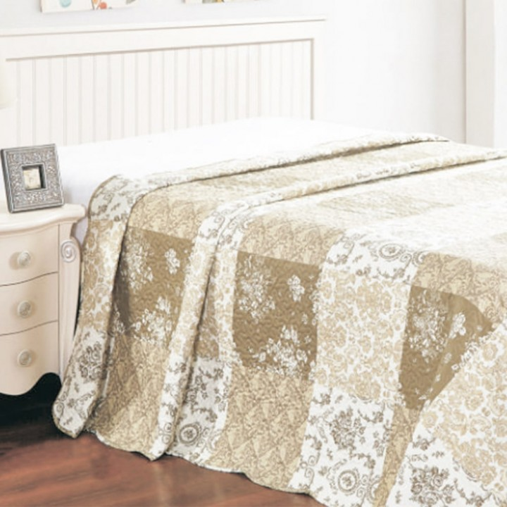 Покрывало на кровать LUX COTTON Сопрано