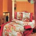 Постельное белье - Гобелен (красный)