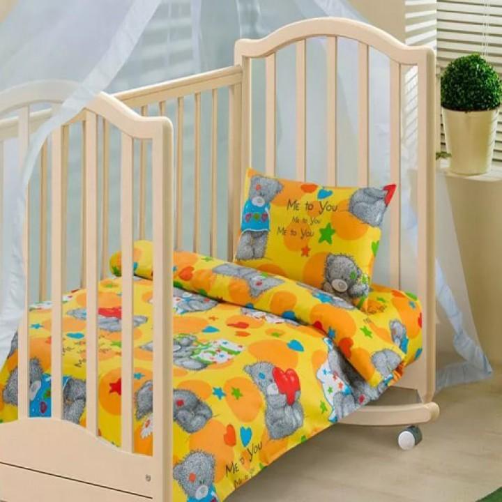 Постельное белье - Топтыжка (в кроватку)