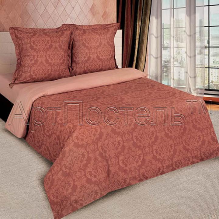 Постельное белье - Византия коричневая